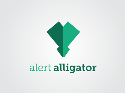Alert Alligator logo